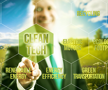 Clean Technology Image